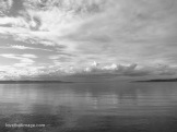 Monochromatic of Puget Sound